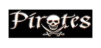 Veliero pirata rosso