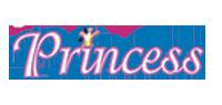 Ecurie avec cheval à coiffer et princesse