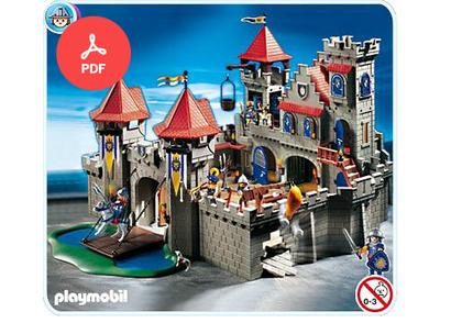 Playmobil Ritterburg Zubehör Ersatzteile 3268 3450 3666 3667 4865 6000 6001 6002