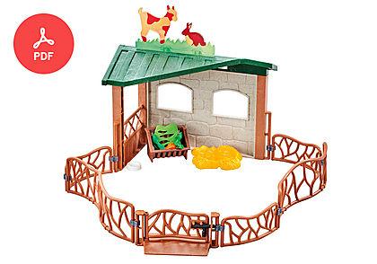 9815 Kinderboerderij omheining