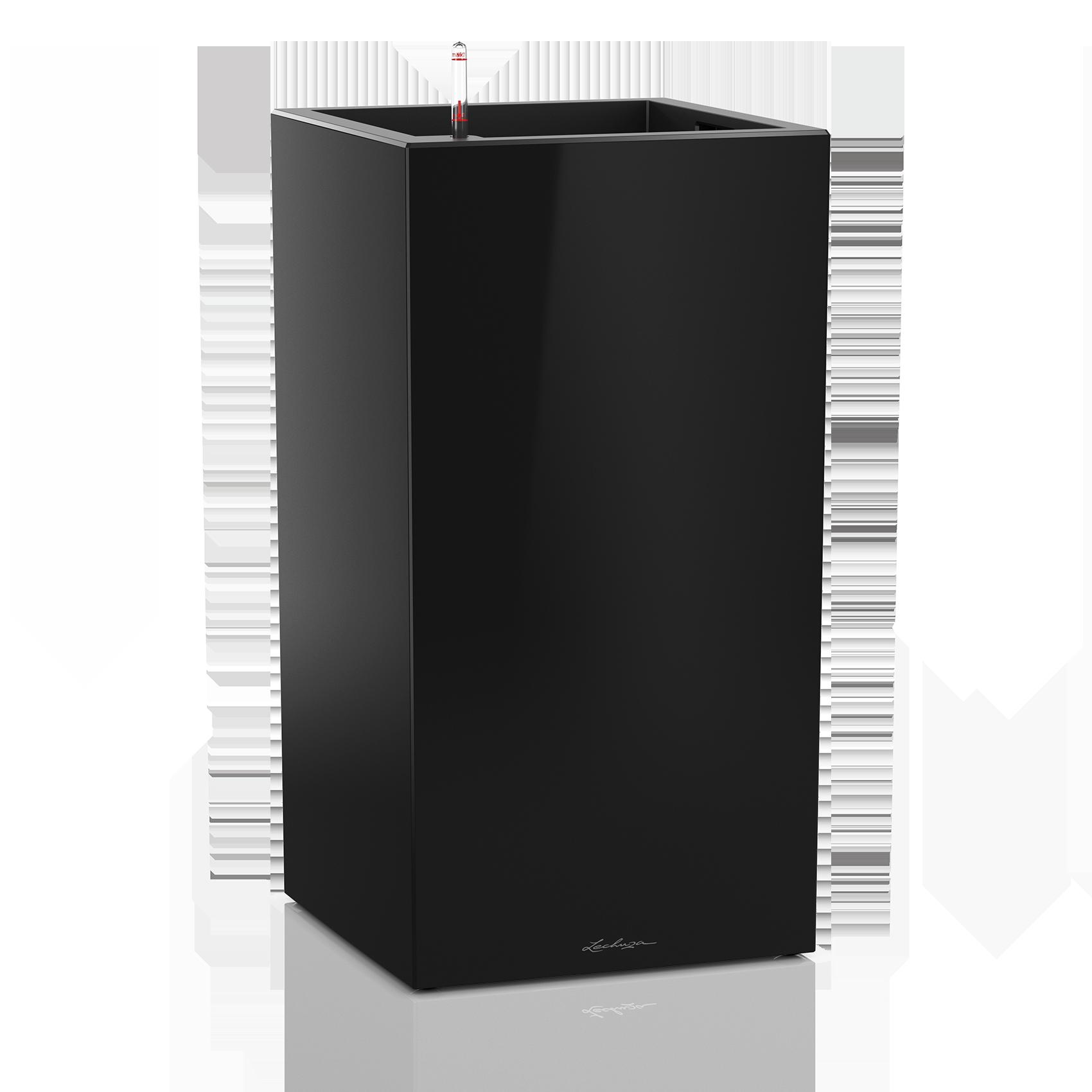 CANTO column 40 black high-gloss