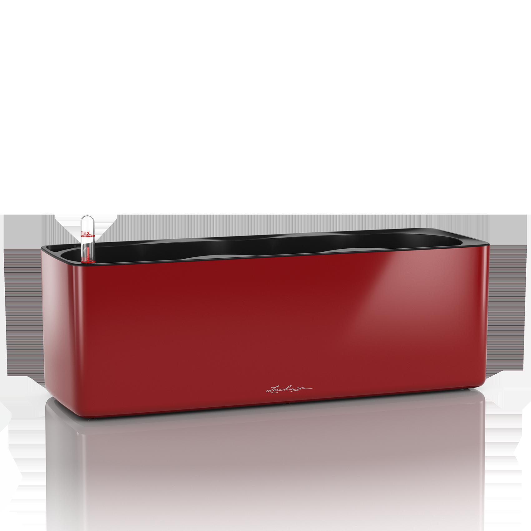 CUBE Glossy Triple ярко-красный блестящий