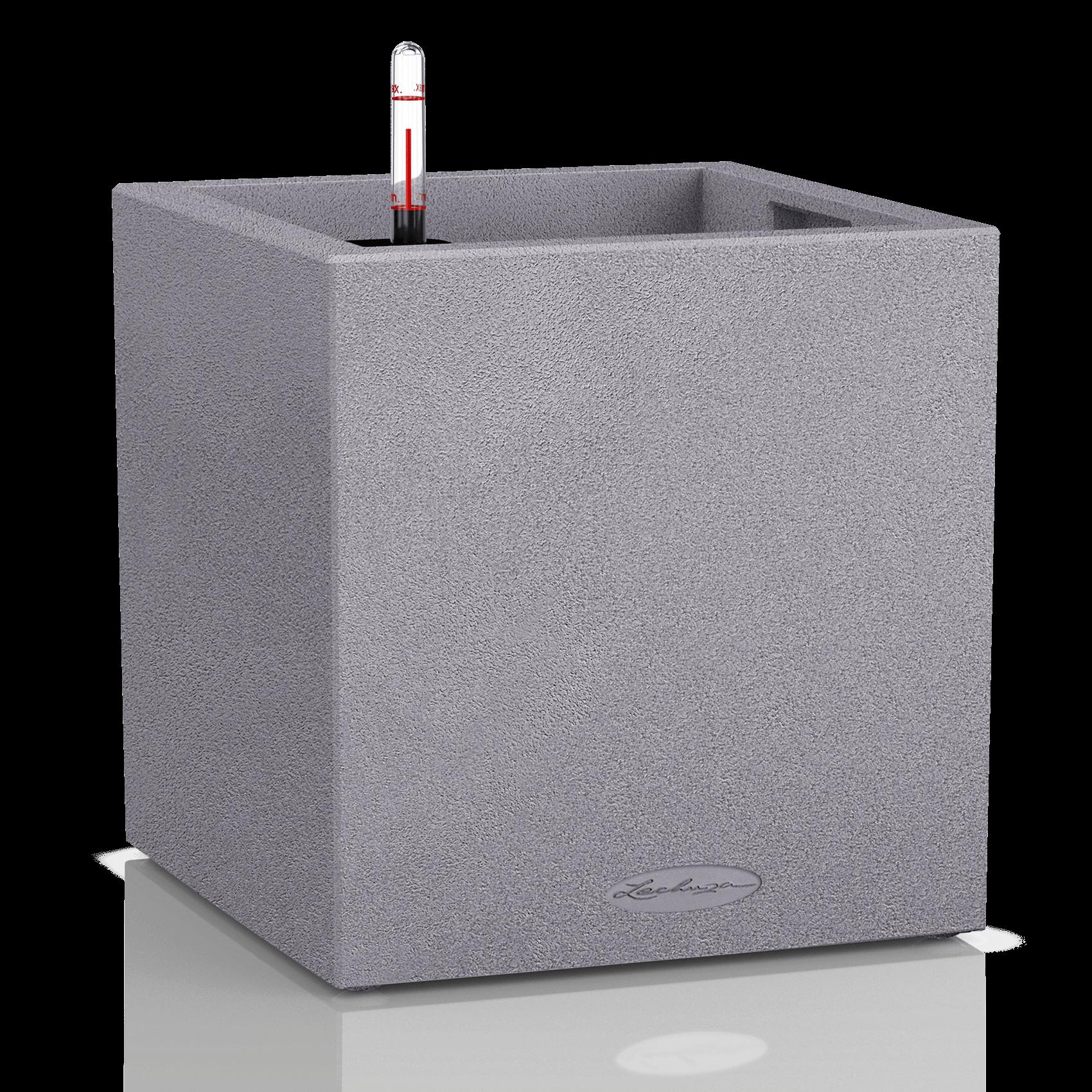 CANTO Color cubo 40 gris piedra