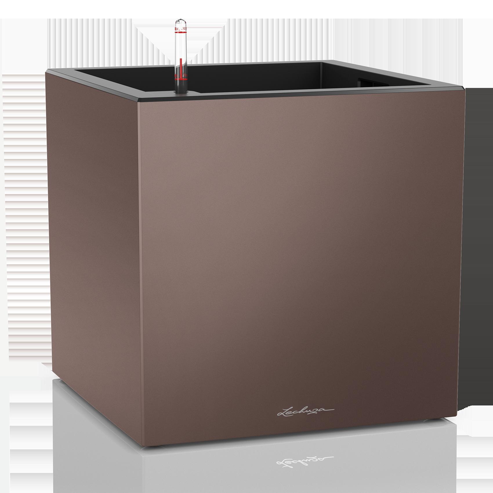 CANTO Cube 40 espresso metallic