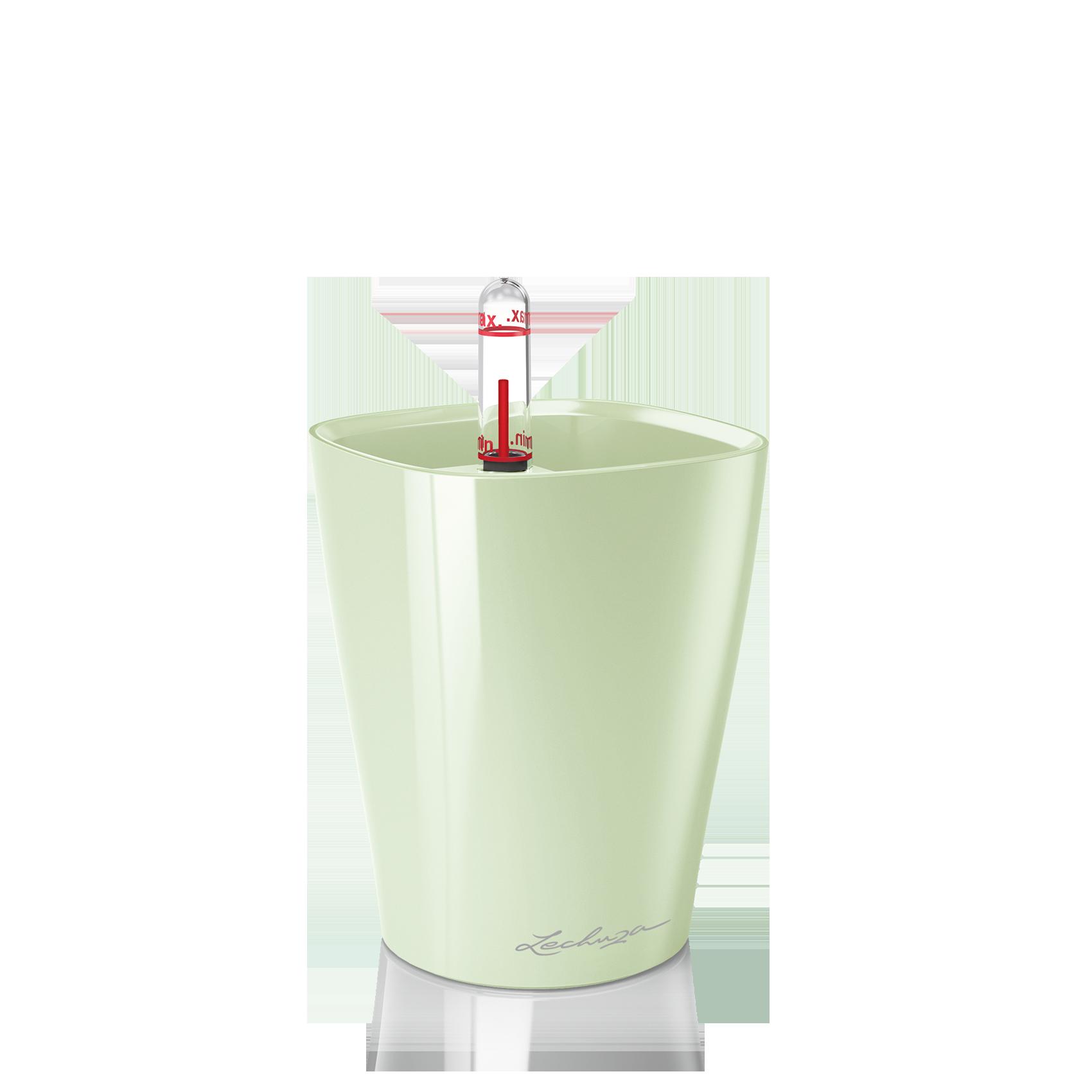 MINI-DELTINI Светло-зеленый блестящий