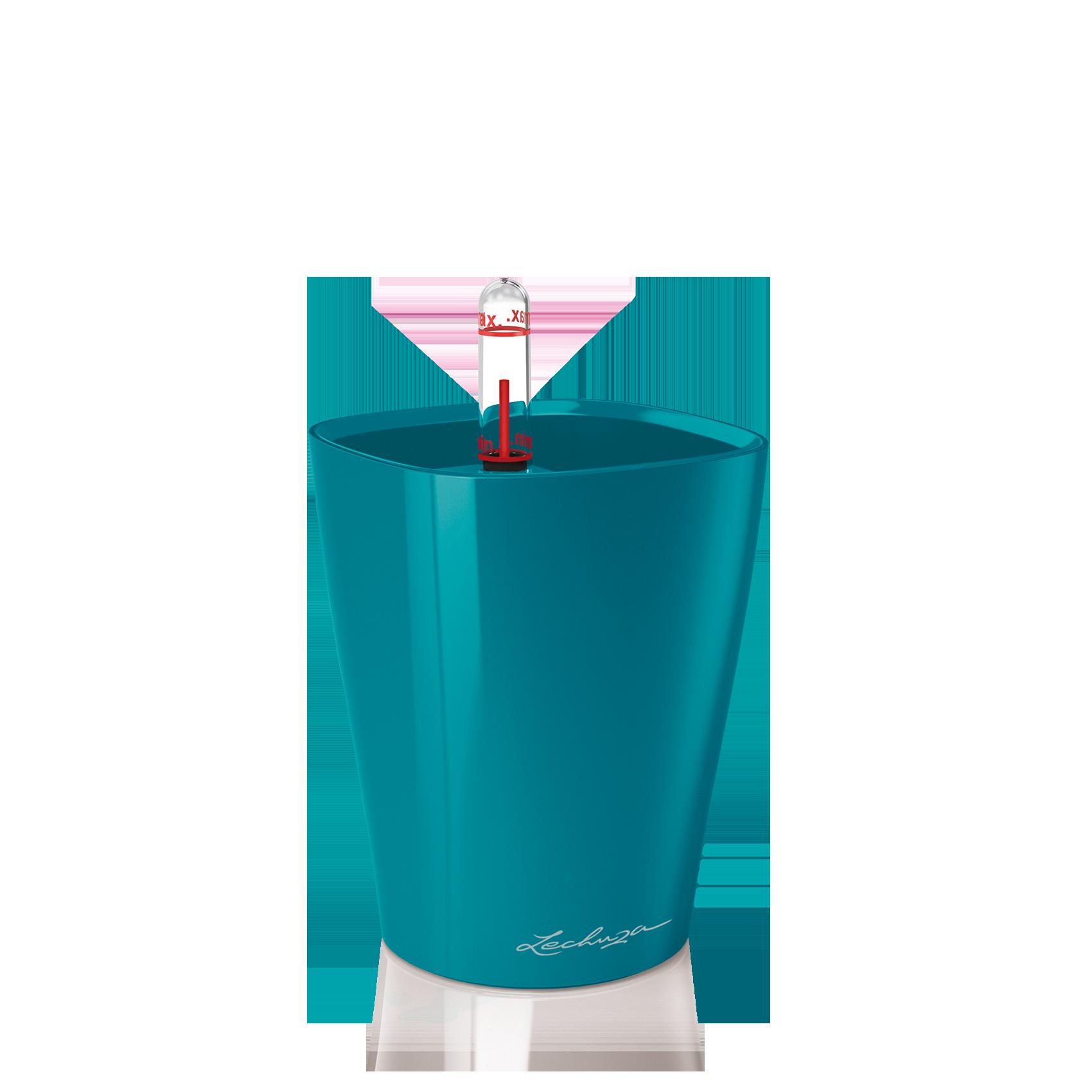 MINI-DELTINI bleu paon brillant