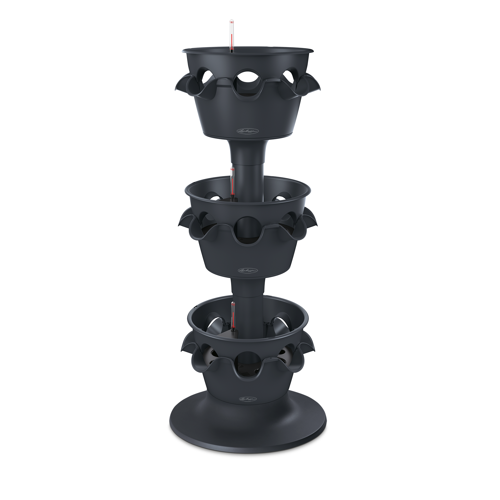 CASCADA Color 3-pc tower slate