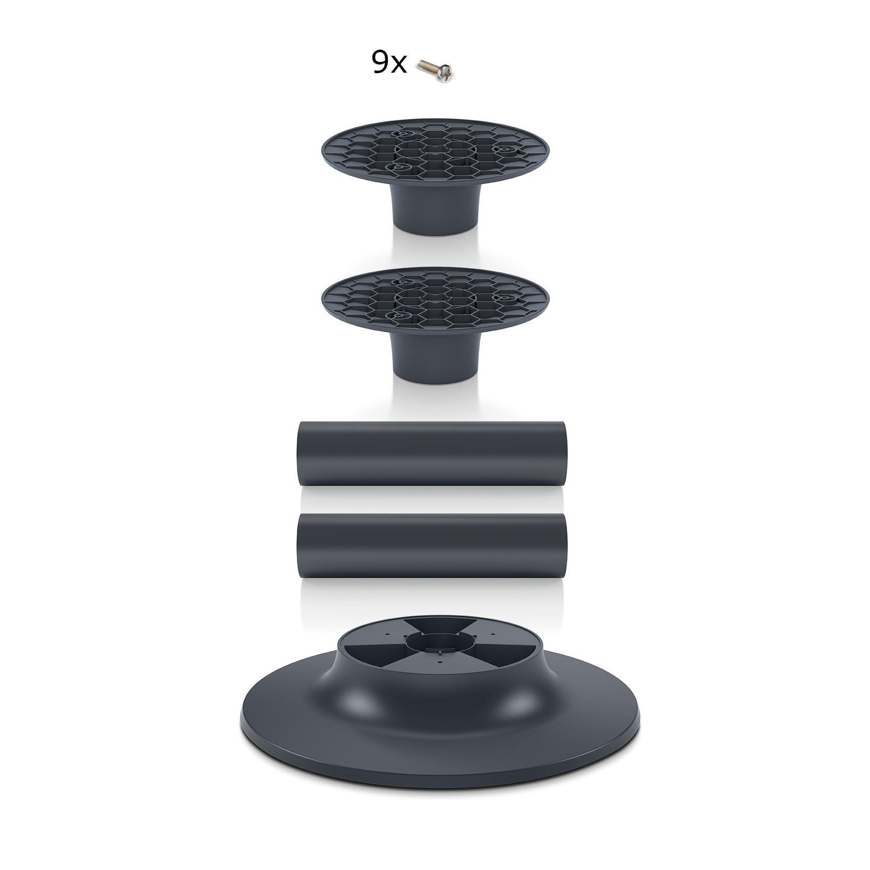 Expansion set for building a stack consisting of 3 CASCADA slate