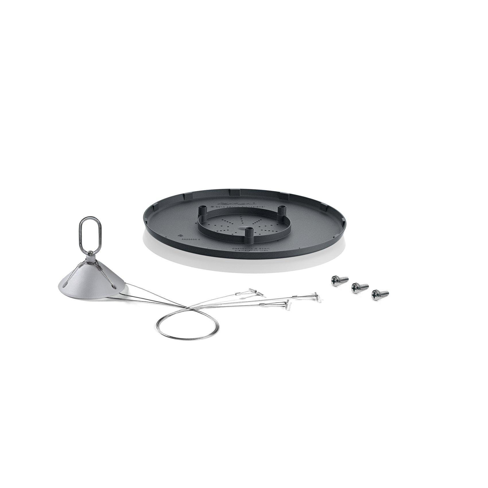 CASCADINO suspension accessory slate