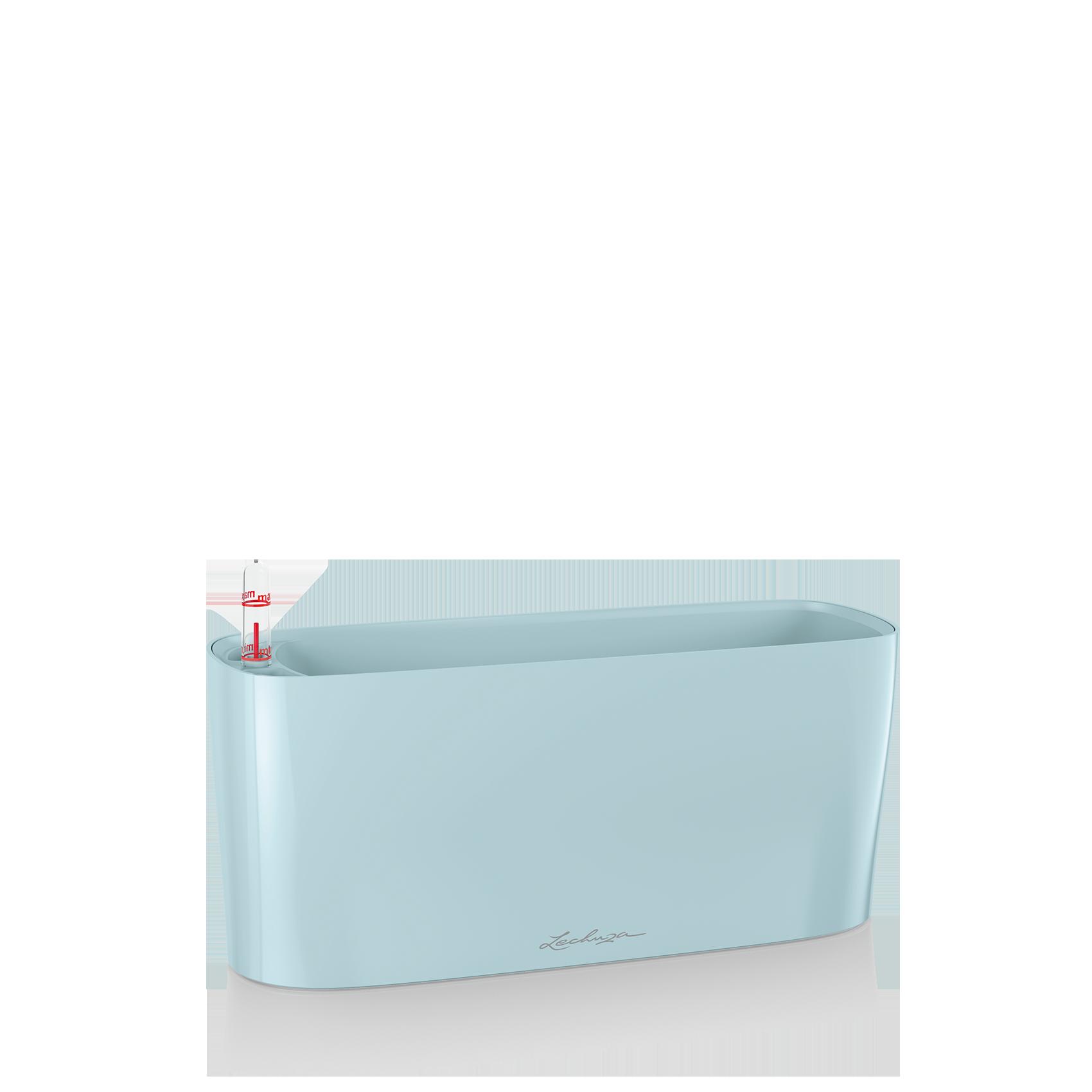 DELTA 10 ice blue high-gloss