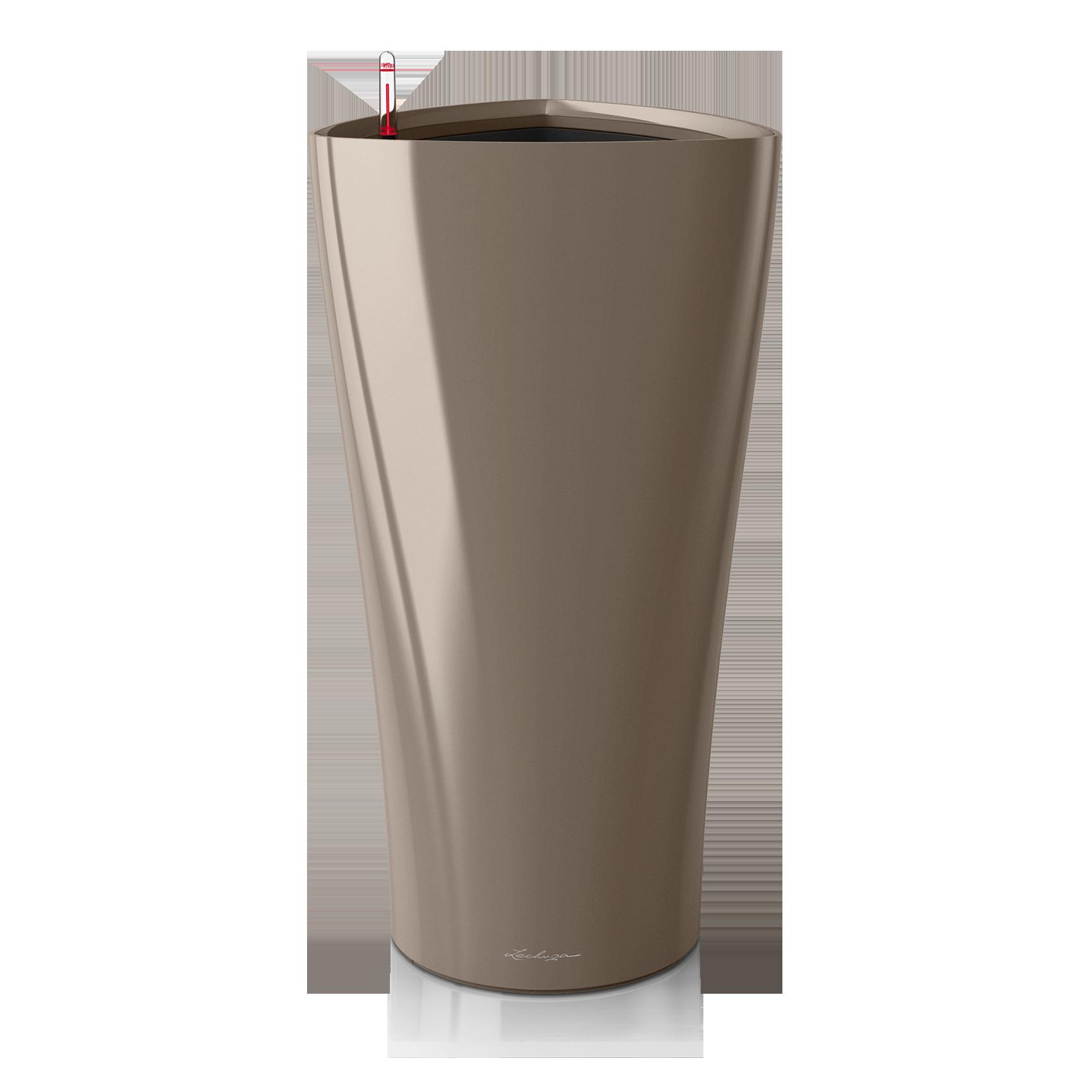 DELTA 40 серо-коричневый блестящий