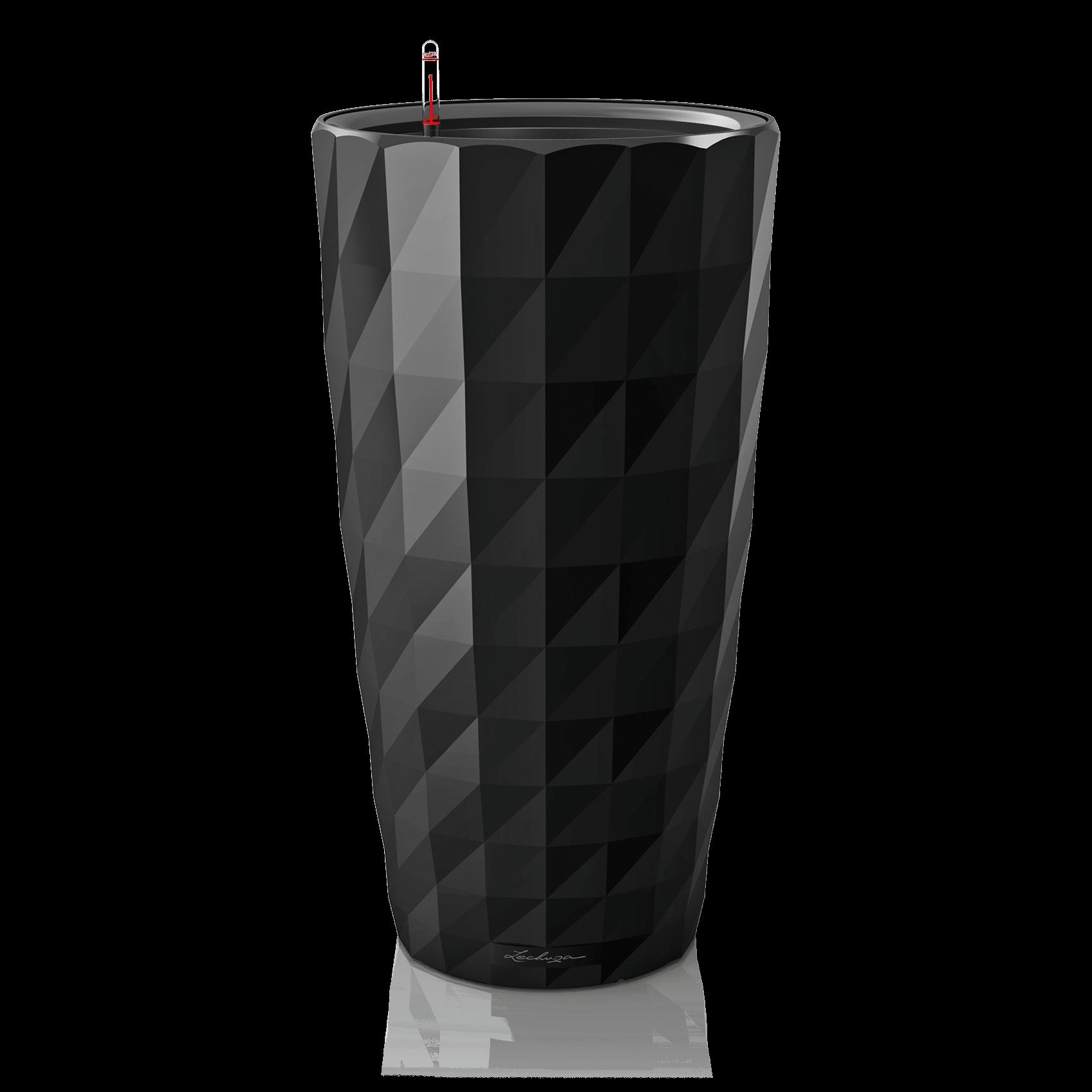 DIAMANTE 40 black high-gloss