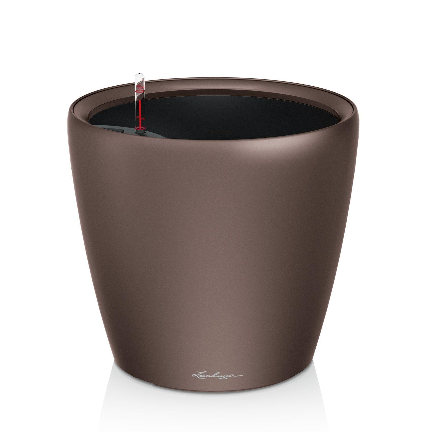 CLASSICO LS 21 espresso métallisé