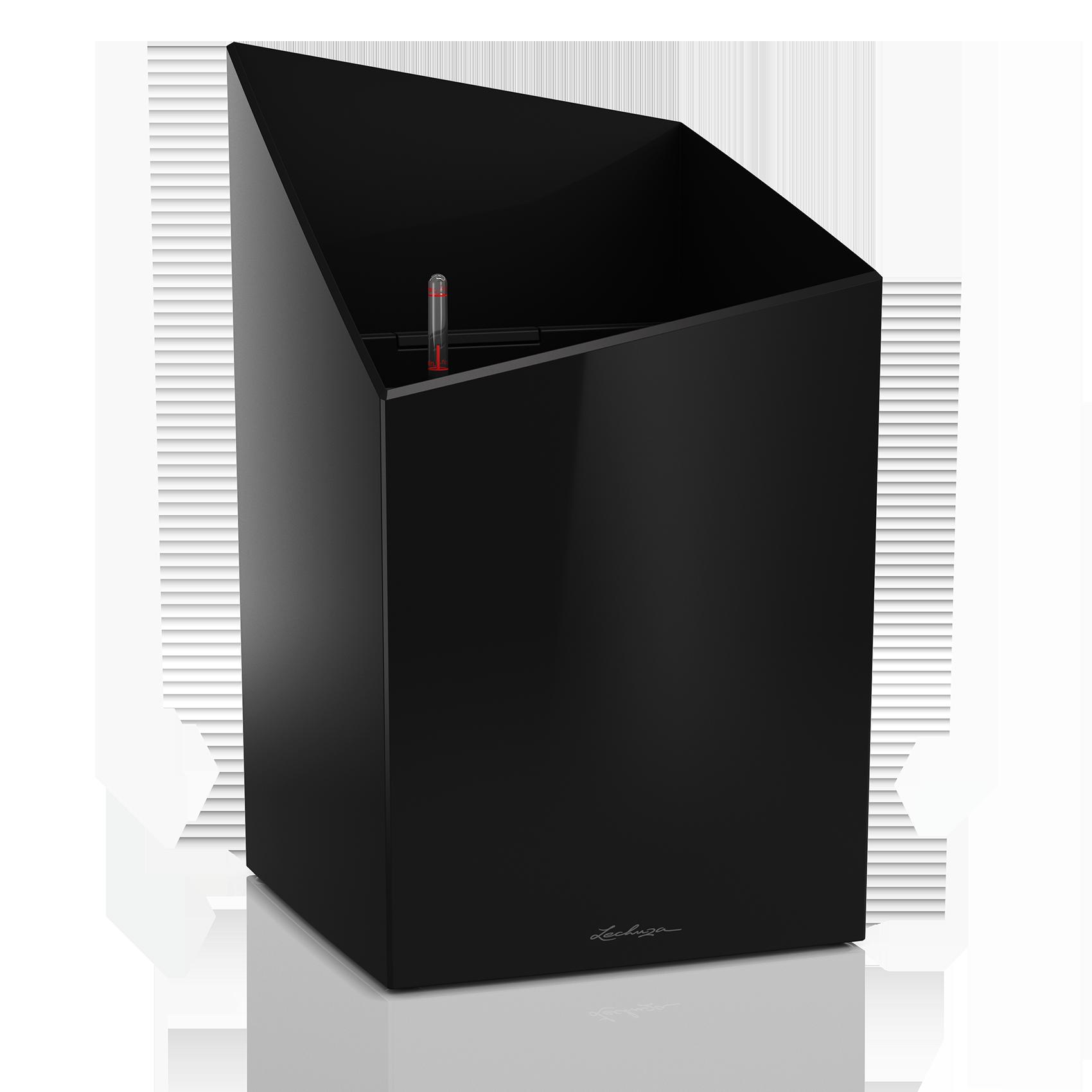 CURSIVO 30 schwarz hochglanz