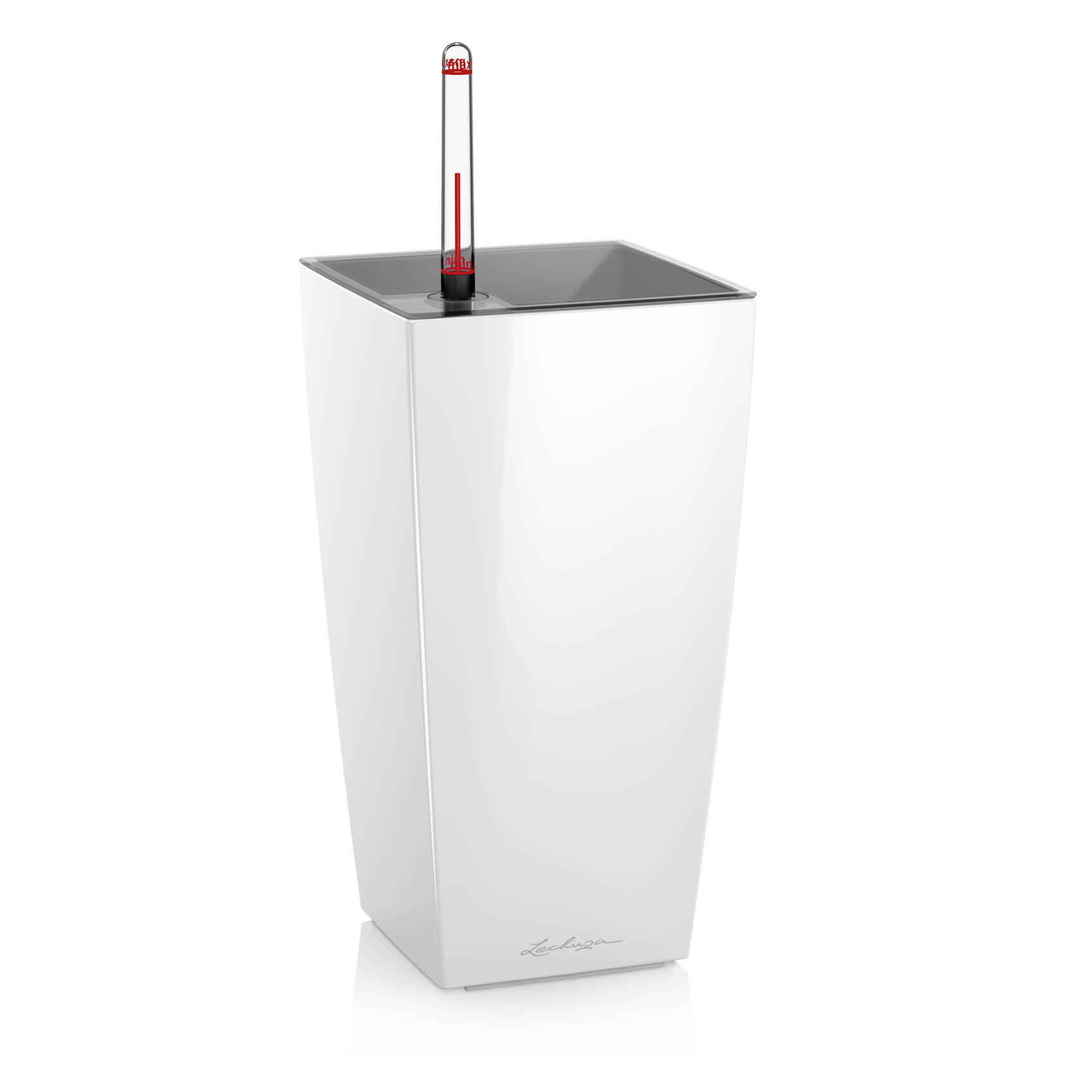 MAXI-CUBI white high-gloss