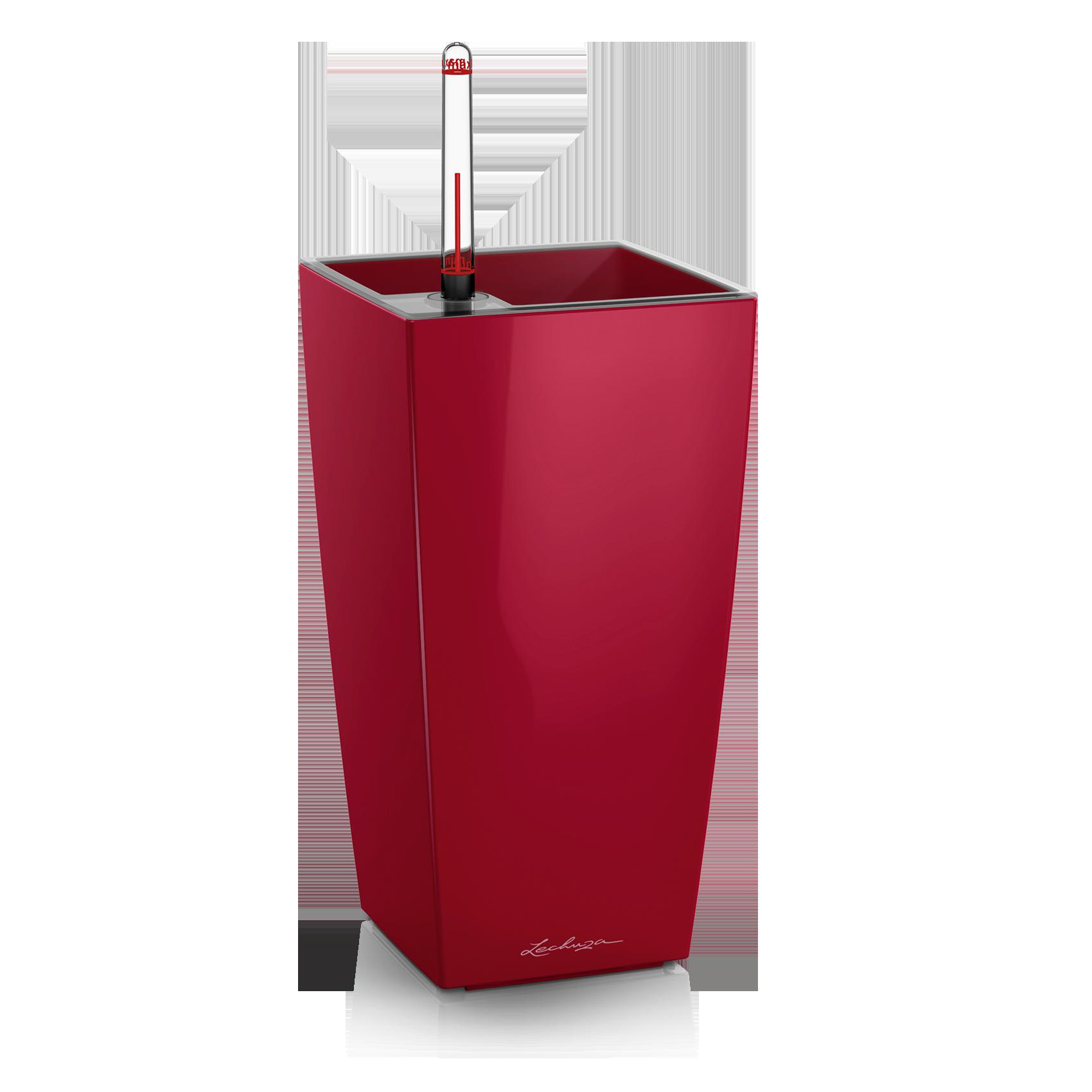 MAXI-CUBI scarlet rot hochglanz