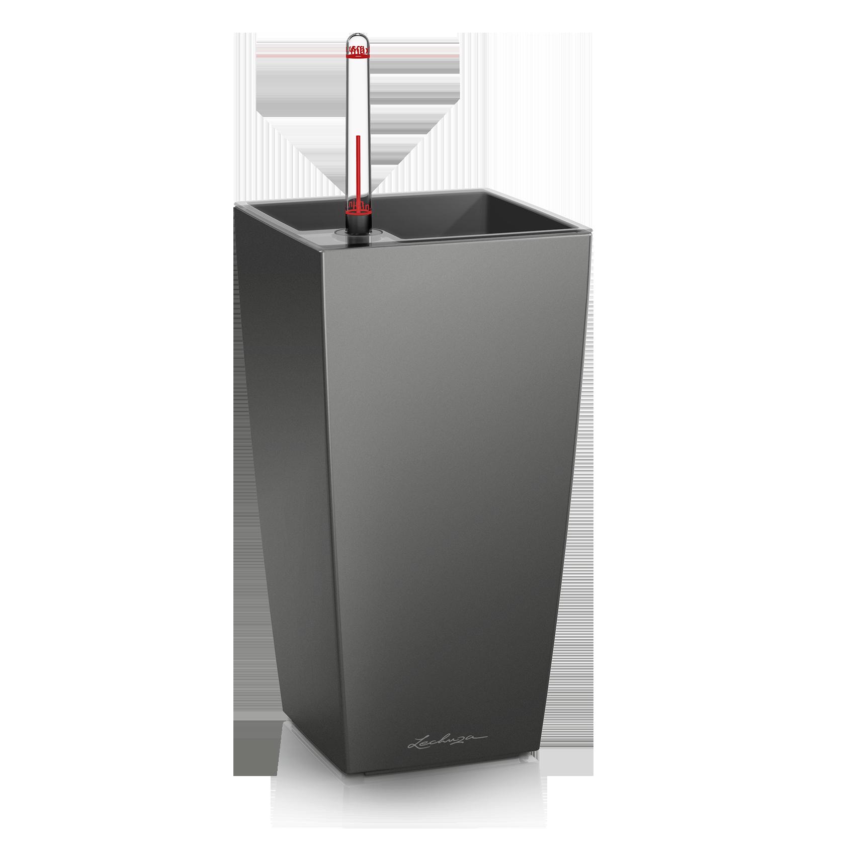 MAXI-CUBI charcoal metallic