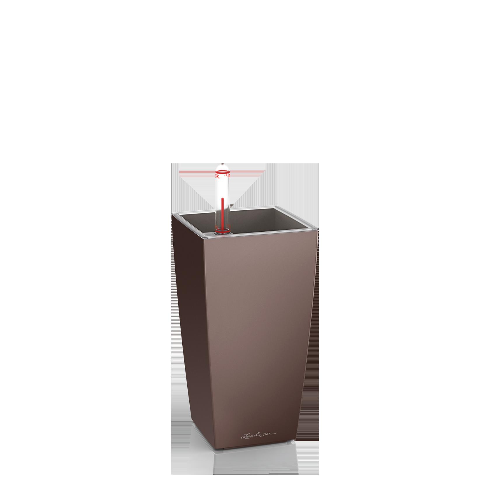 MINI-CUBI espresso metallic