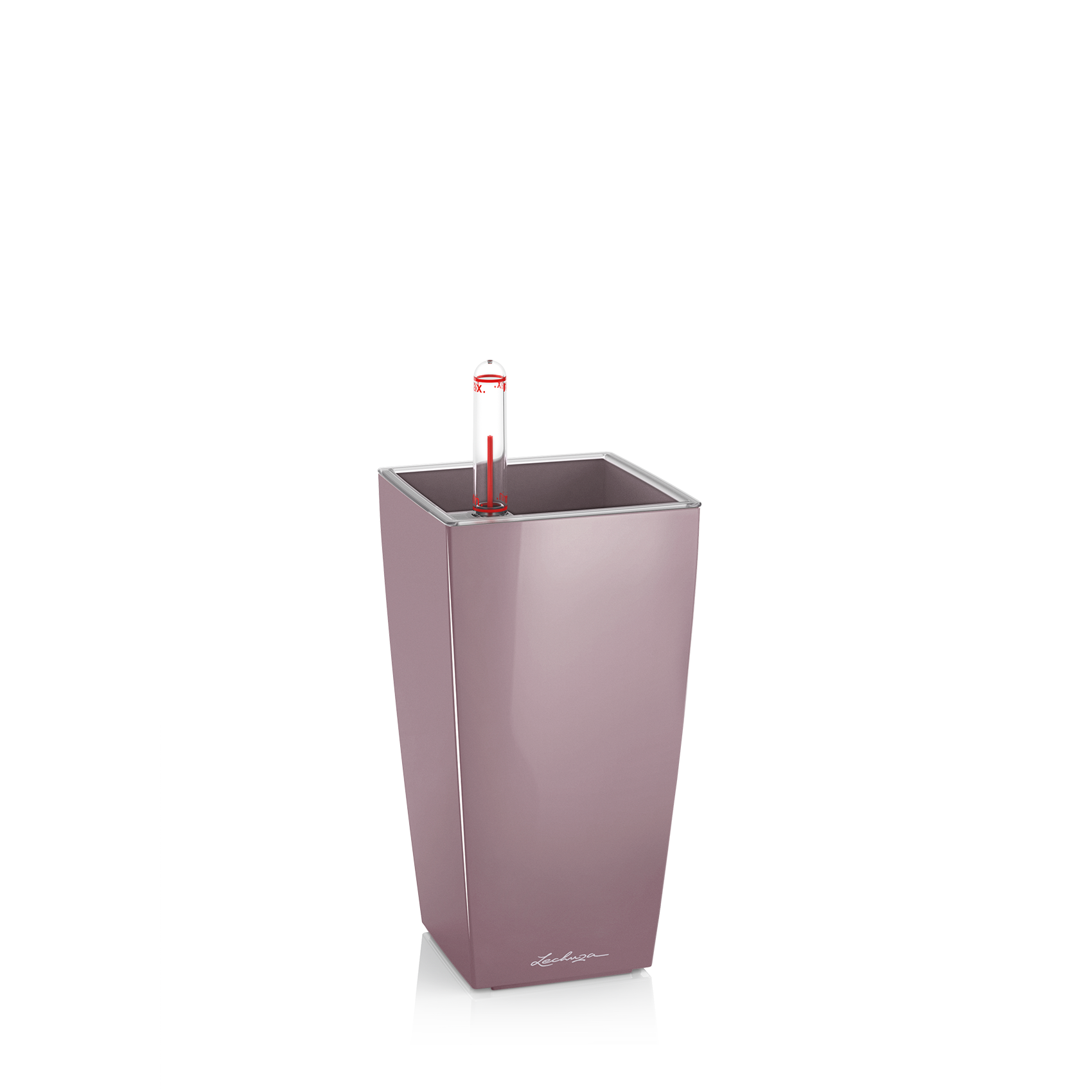 MINI-CUBI pastel violet high-gloss