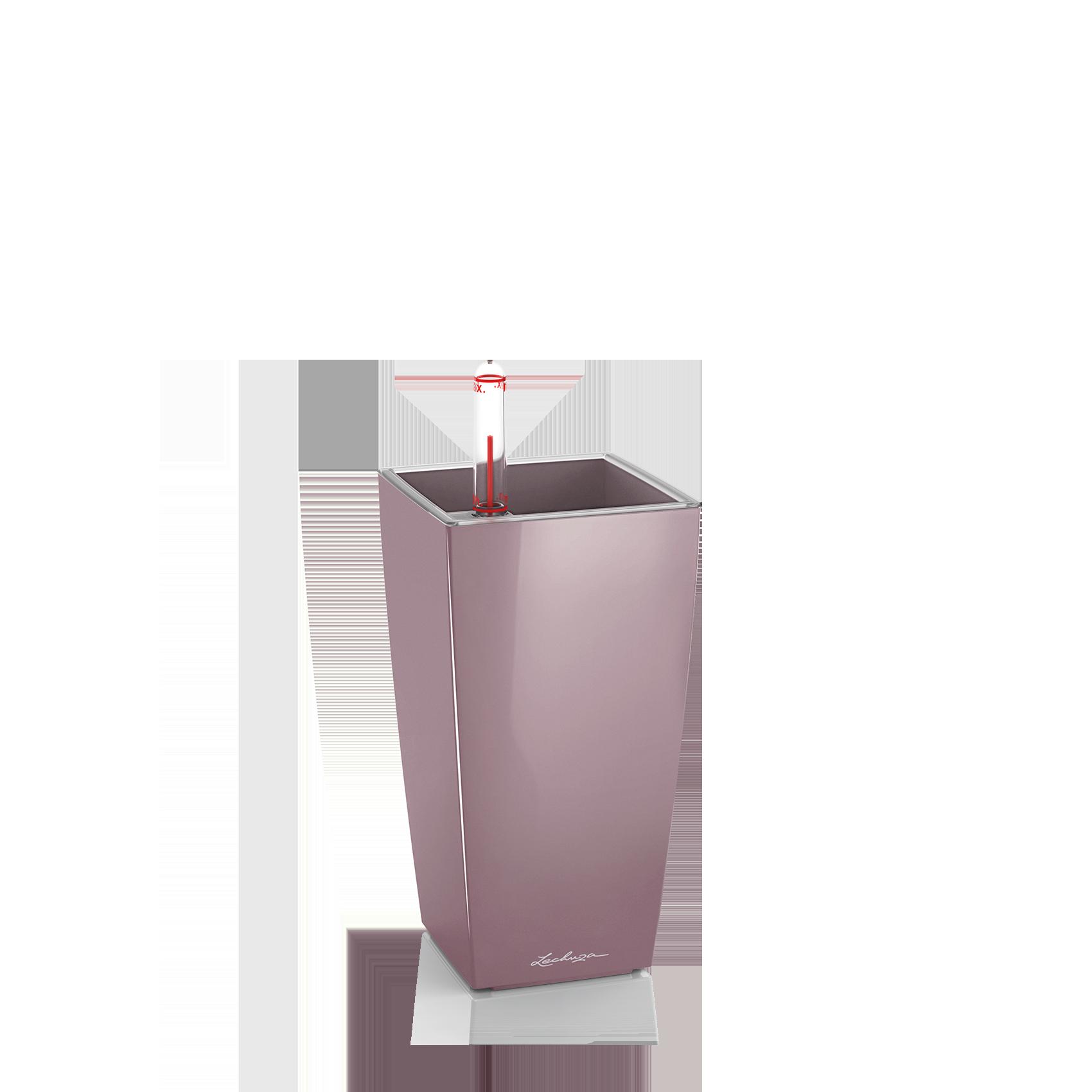 MINI-CUBI violetto pastello lucido
