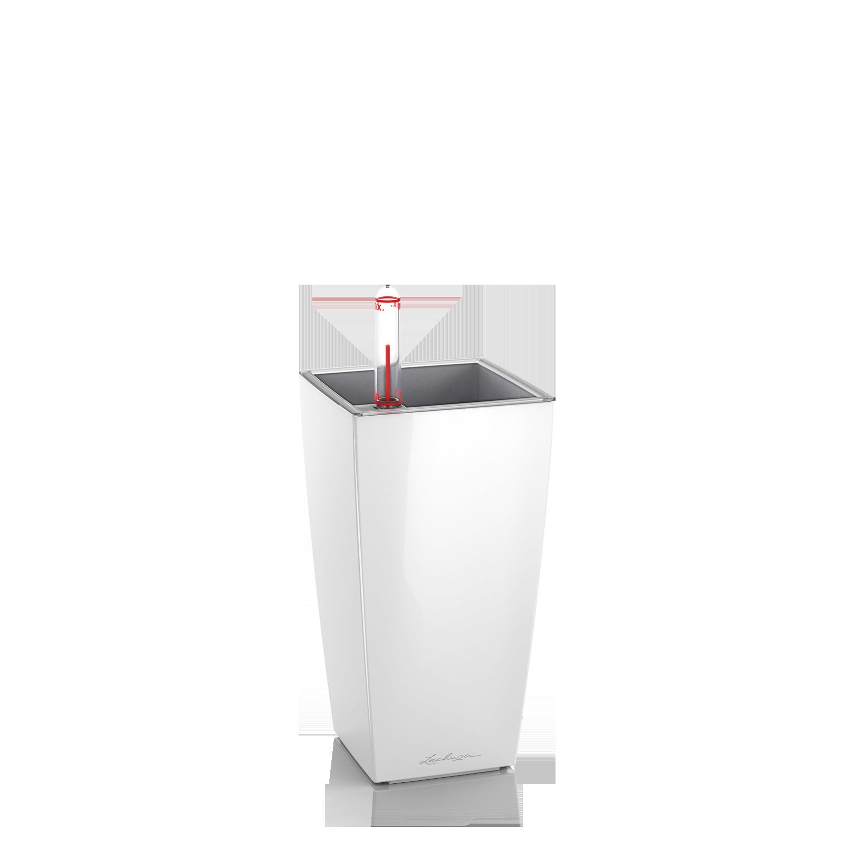 MINI-CUBI blanc brillant