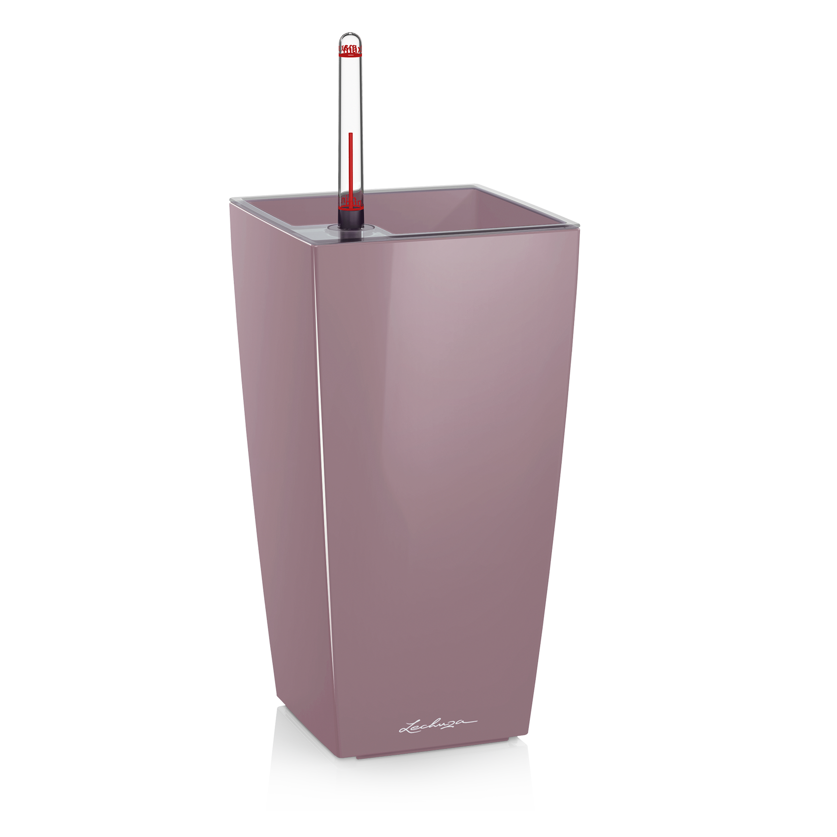 MAXI-CUBI violetto pastello lucido