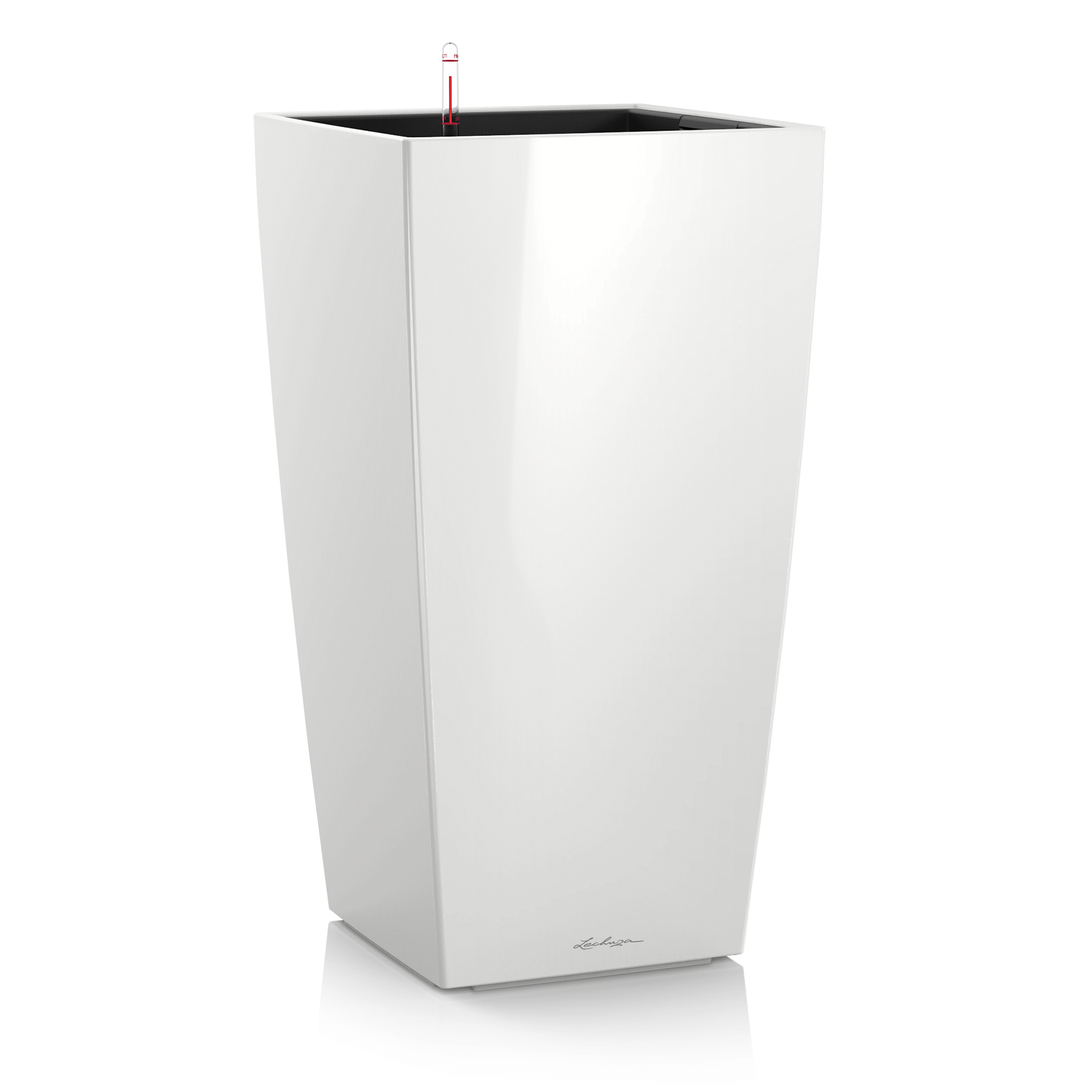 CUBICO 40 white high-gloss