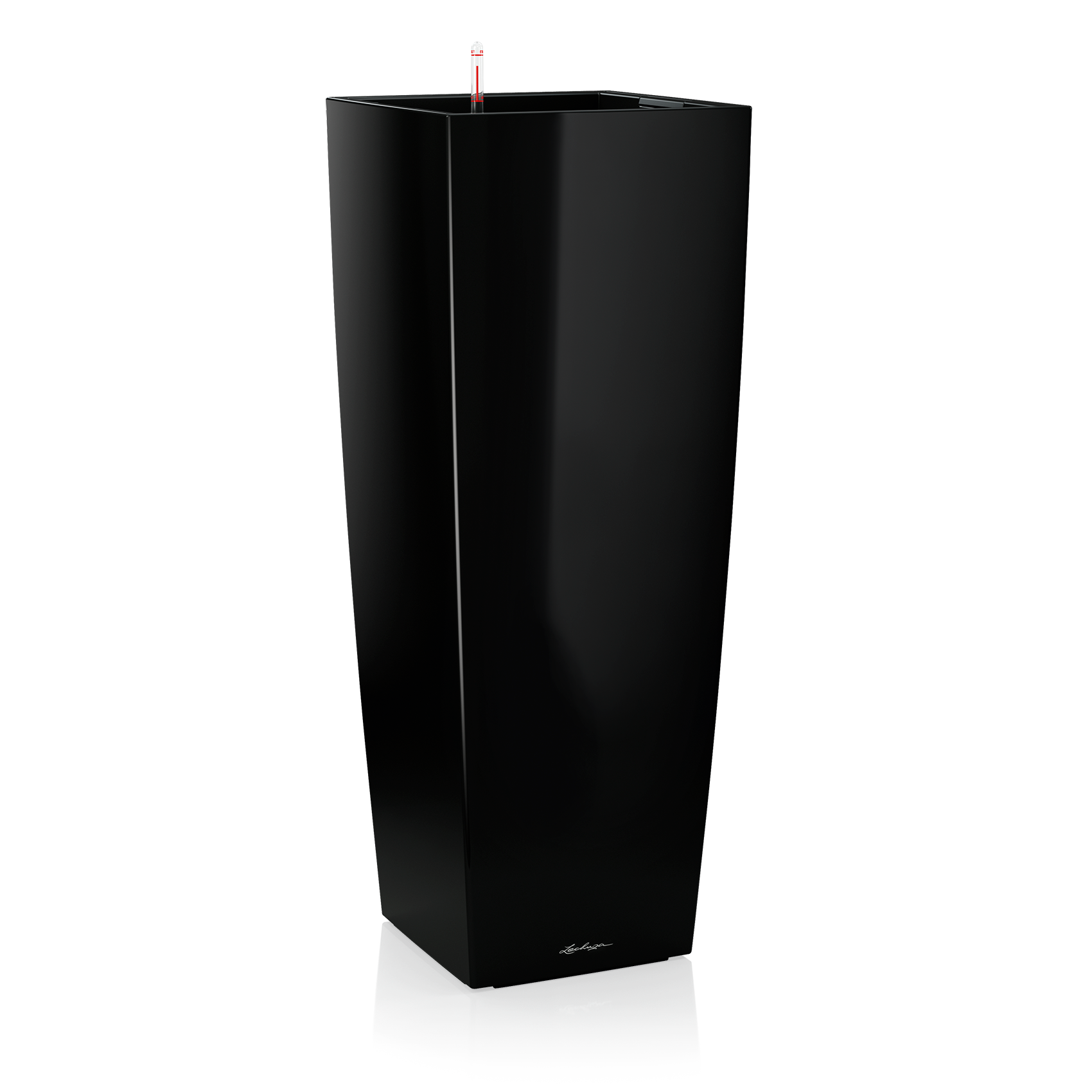 CUBICO ALTO black high-gloss
