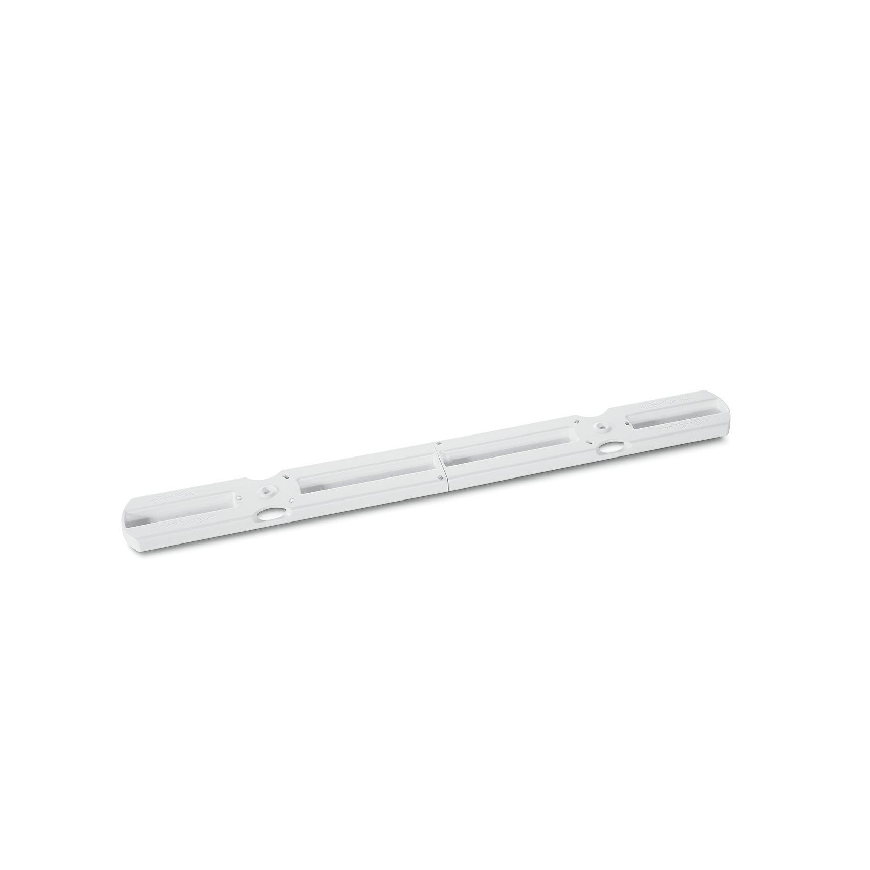LECHUZA Extension for balcony brackets white