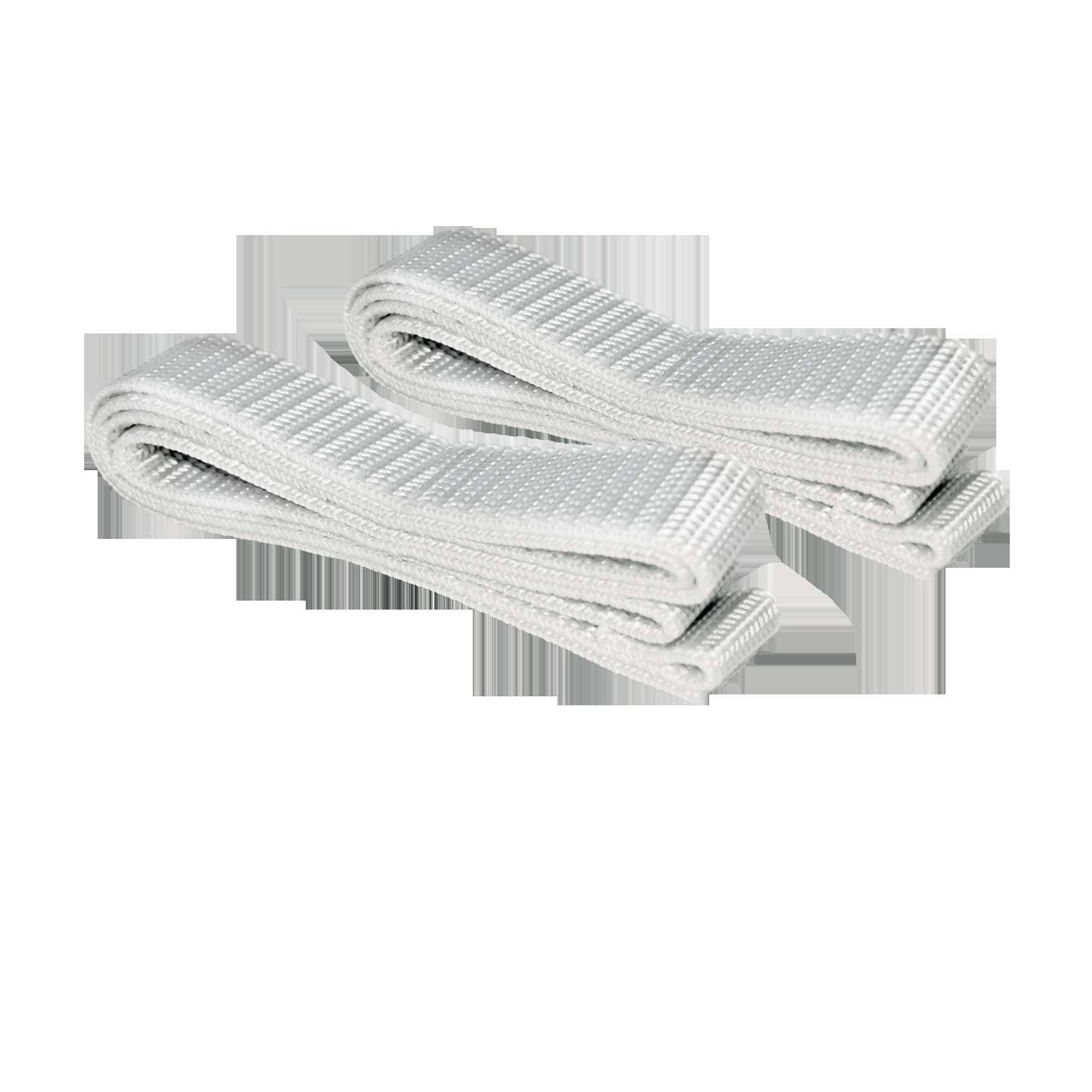 Gurtband 80 cm (2 Stk) weiß für BALCONERA
