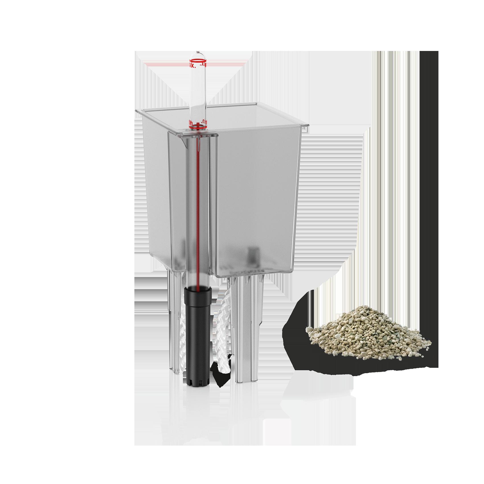Pflanzeinsatz für MINI-CUBI