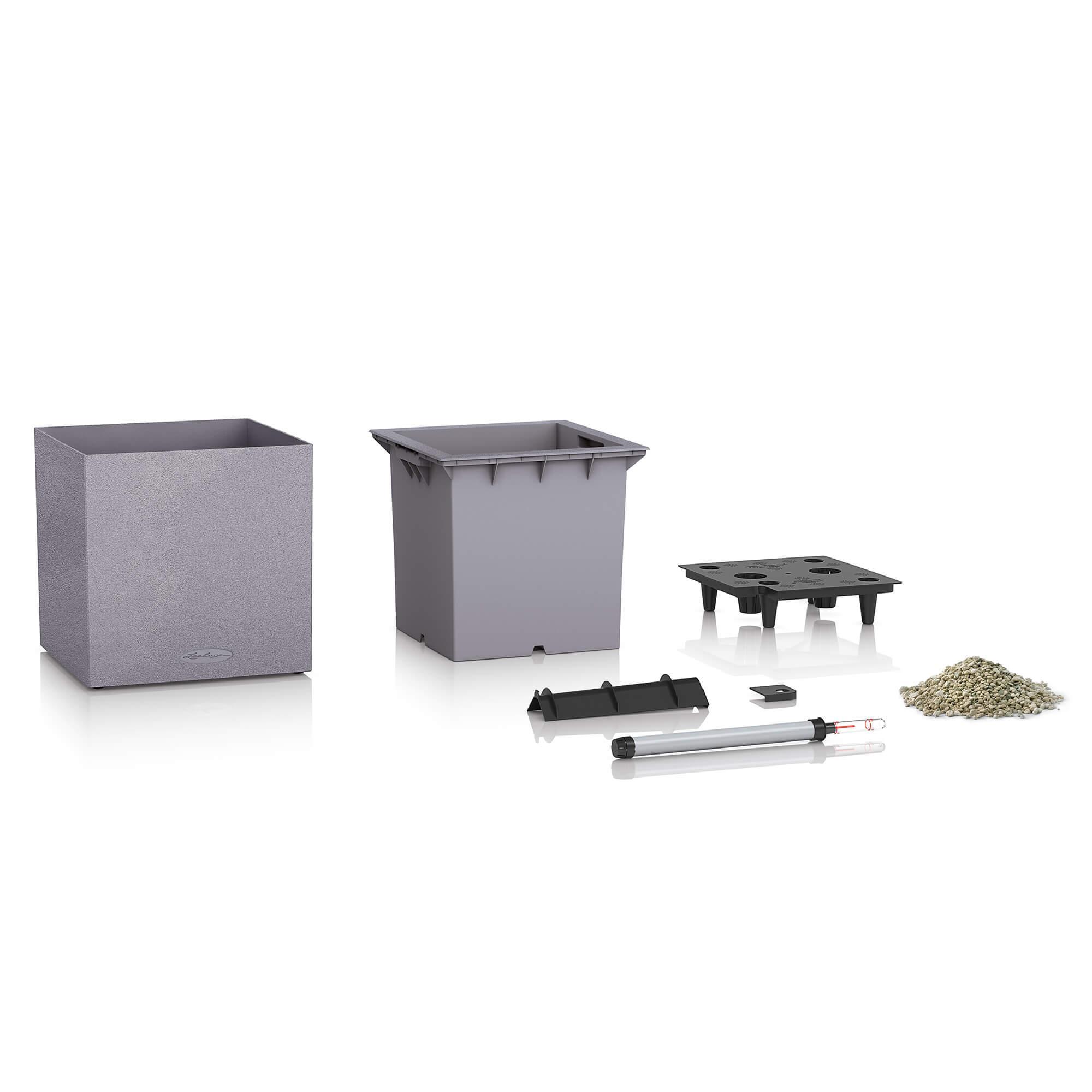 CANTO Color cube 30 stone gray - Image 1