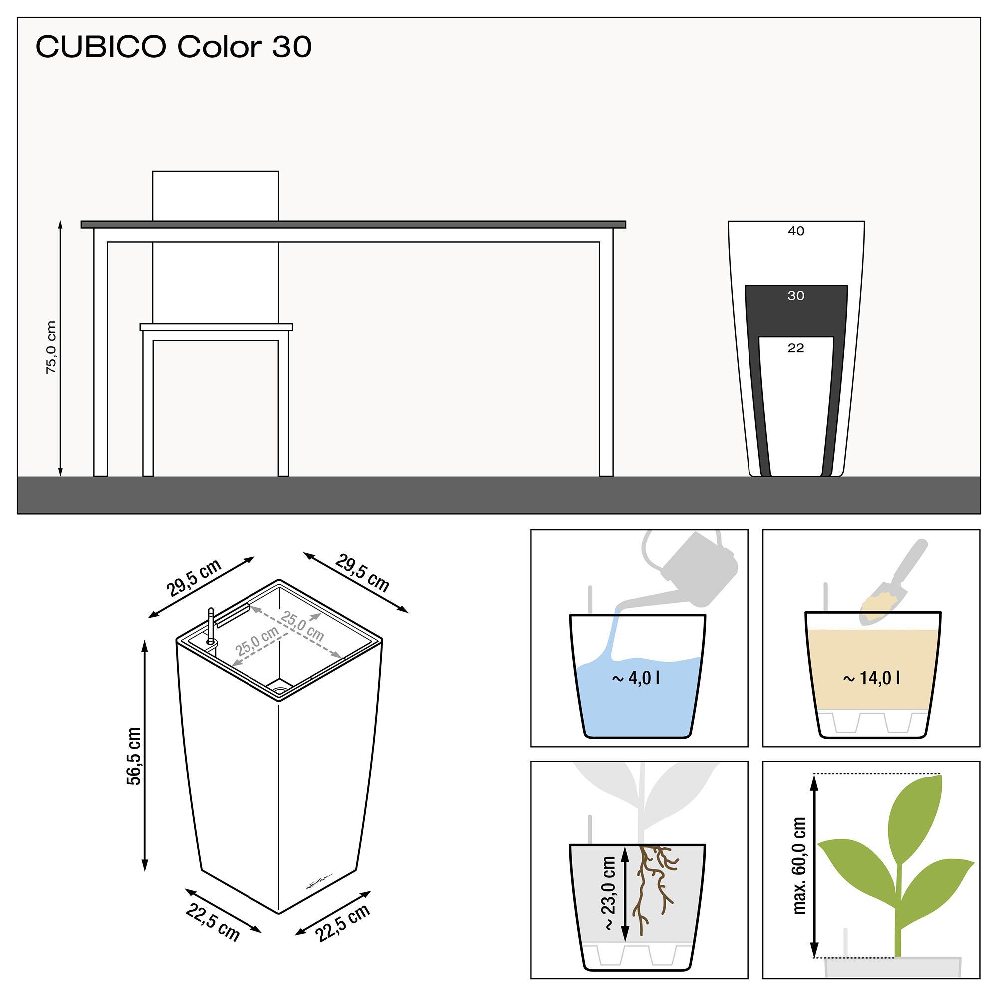 CUBICO Color 30 серый - изображение 3