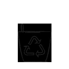 plástico de alta calidad