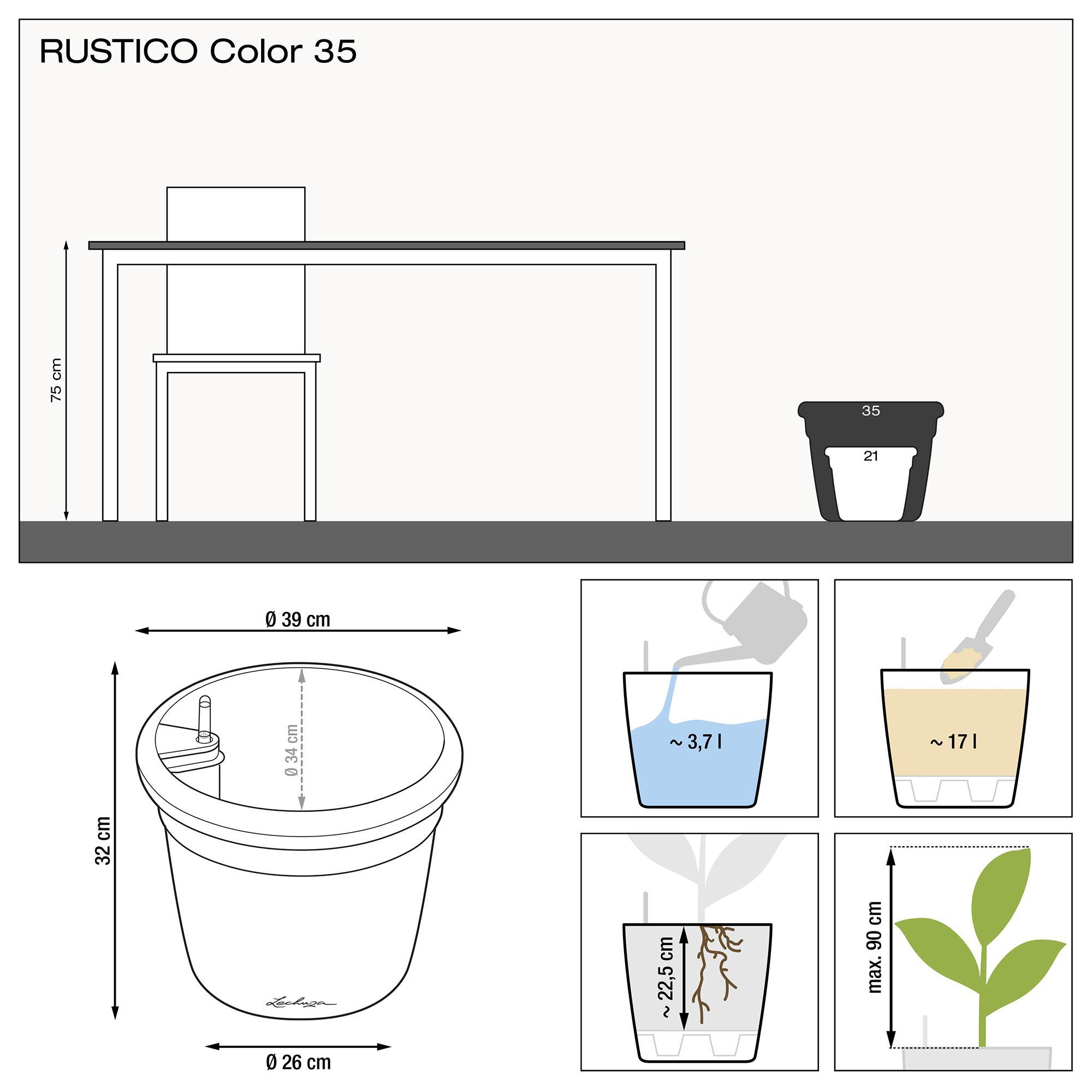 RUSTICO Color 35 white - Image 2