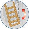 4866-A featureimage Klapptreppe