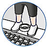 5130 featureimage Os bonecos podem ser fixados ao chão