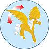 5143-A featureimage bewegliche Pegasus-Flügel