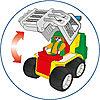 5236-A featureimage Fahrerkabine hochklappbar