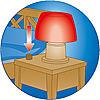5331-A featureimage funktionsfähige Lampen (3 x 1,5-V-Micro-Batterien nötig)
