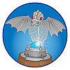 5480 featureimage blauwe vuurdraak