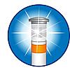 5539 featureimage light house illuminates (2 x AAA batteries required)