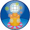 5554 featureimage Con iluminación colorida (pilas necesarias: 3 x AAA)