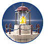 6680 featureimage Le phare s'illumine (nécessite 2 piles 1,5V AAA non fournies).