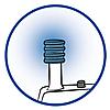 "6923 featureimage ""Lampeggiante a led (batterie incluse)"""