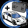 70078 featureimage Fernbedienung (3 x 1,5-V-Microbatterien nötig)