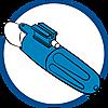 9233 featureimage Onderwatermotor meegeleverd (1 mignonbatterij van 1,5V nodig)