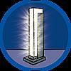 9268 featureimage Werkende lamp (1 microbatterij van 1,5V nodig)
