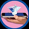 9350 featureimage Effets d'hologramme épatants avec l'application vidéo Playmobil