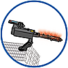 9429 featureimage Broń laserowa LED (potrzebne 2x baterie guzikowe LR41)